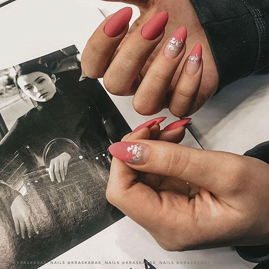 Шикарный маникюр: 200 фото красивого дизайна, новинки