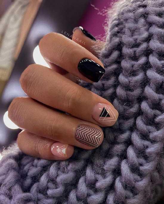 зимний дизайн