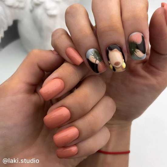 Красивый дизайн ногтей: 200 фото, новые тенденции и техники