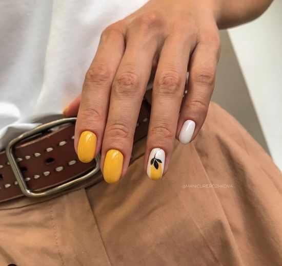 Маникюр осень 2021: модные тенденции, фото, новинки